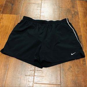 🎉FINAL PRICE 🎉 Nike Black Shorts
